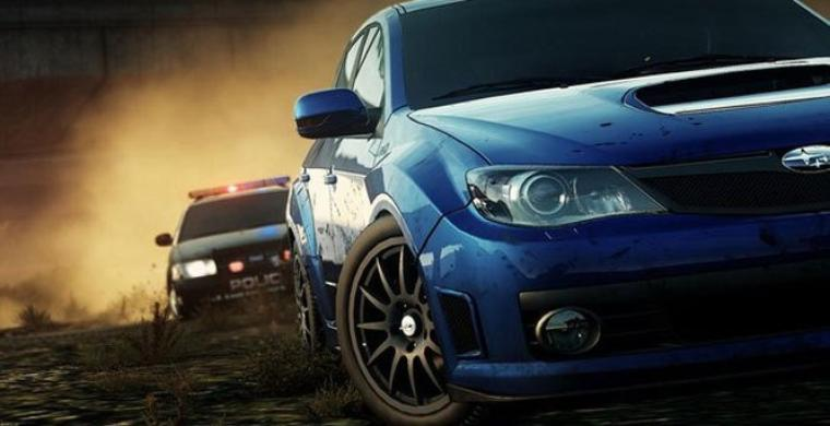 Need For Speed:Most Wanted 2012