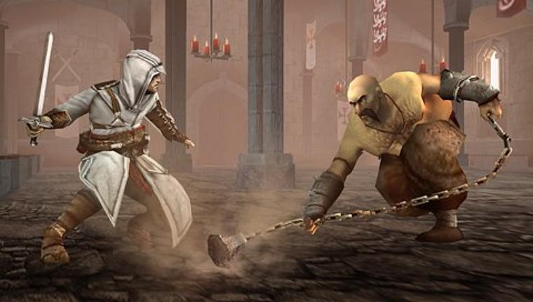 Test:Assassin's Creed Bloodlines
