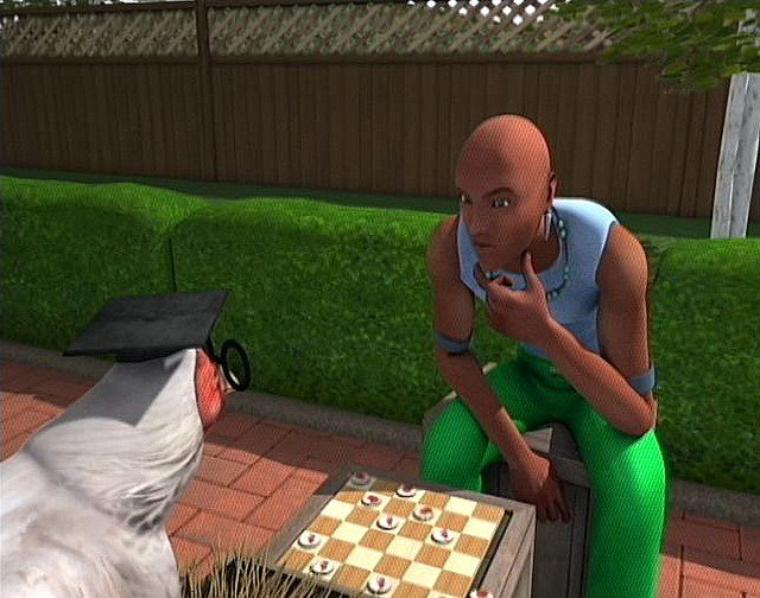 Les Sims (Test global)