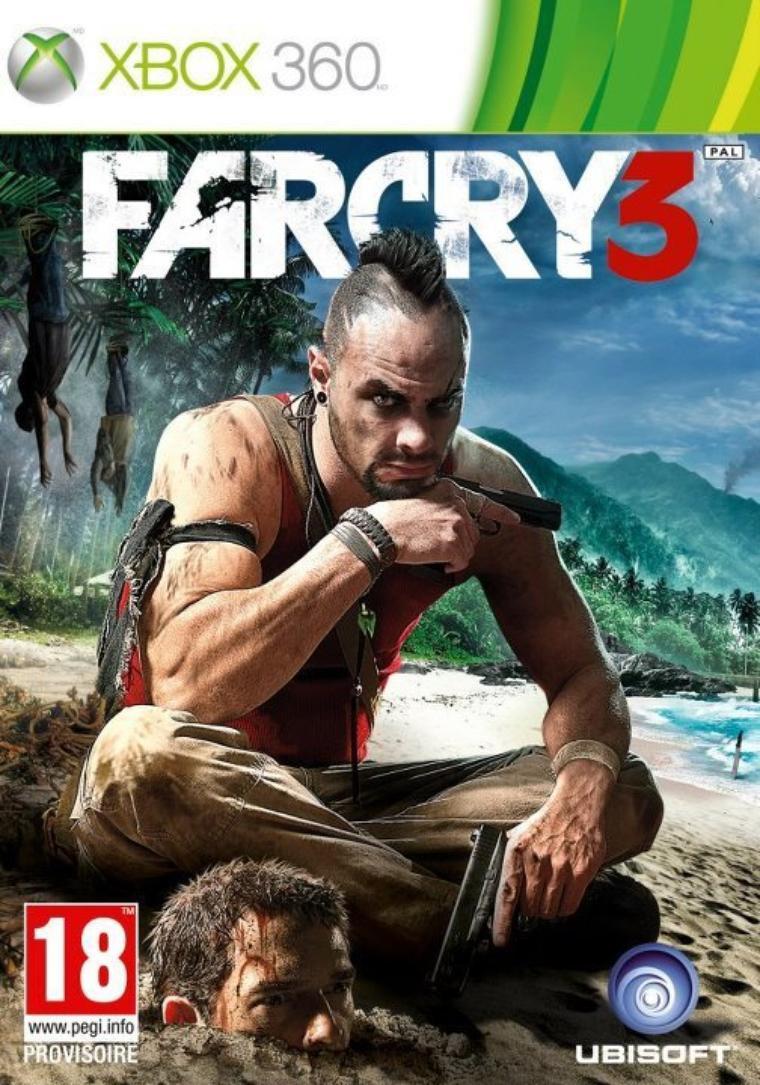 Far Cry 3 Enfin Disponible