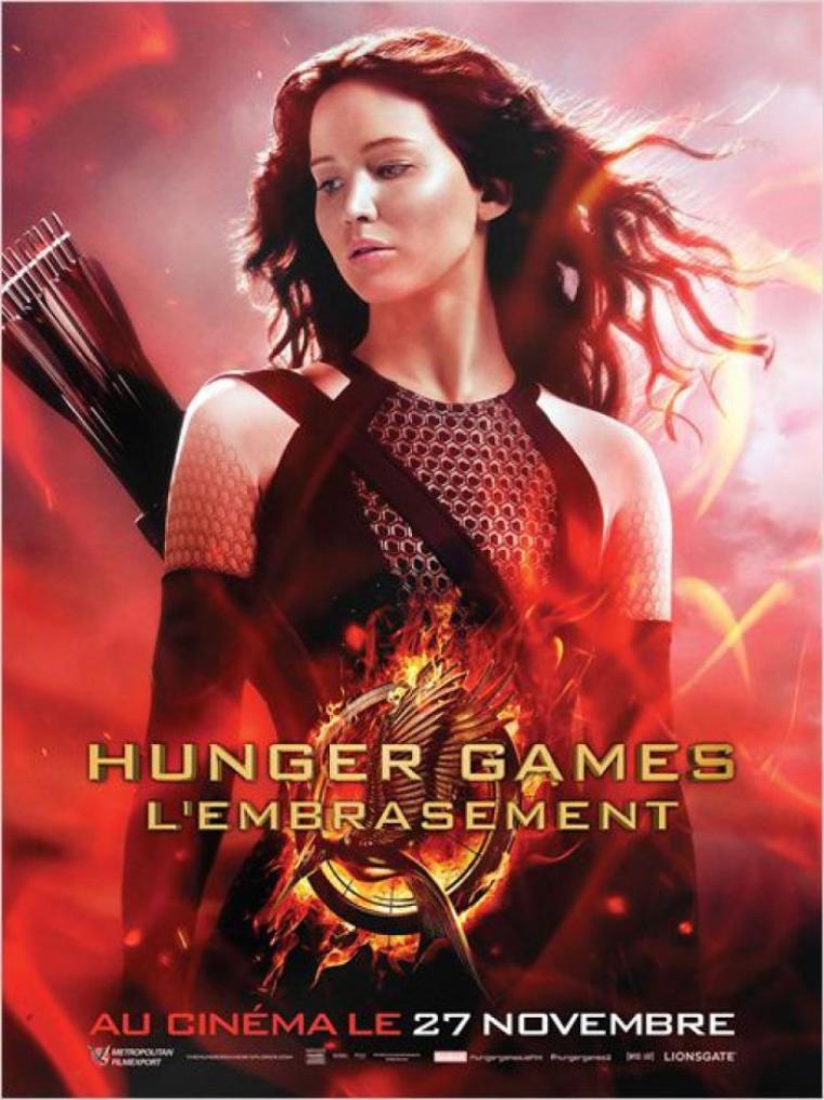 Cinéma: Hunger Games: L'embrasement