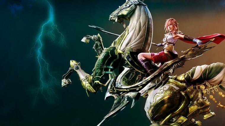 Test: Final Fantasy Xlll