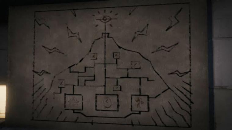 Mystere de Gta V (la trappe)