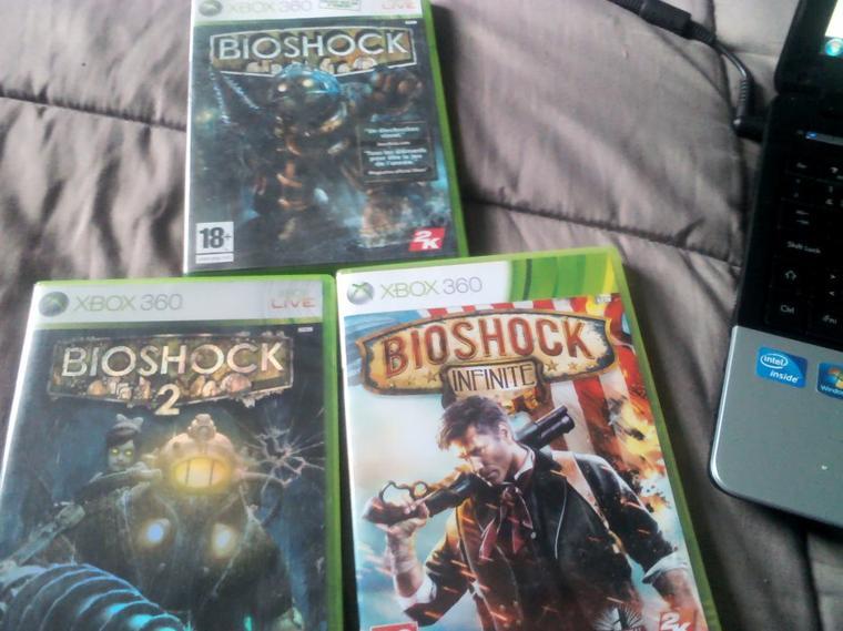 Bioshock Trilogie