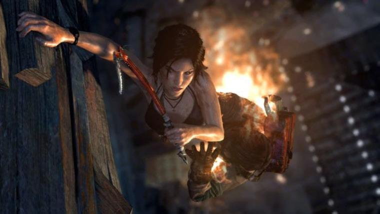 E3 2014 Rise of The Tomb Raider