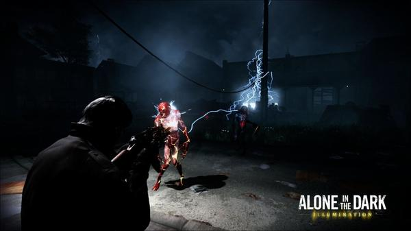 {Jeux Vidéo} Alone In The Dark:Illumination