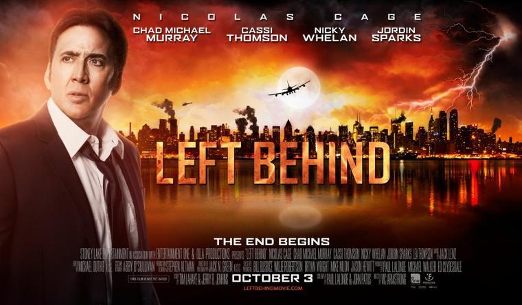 {Cinéma} Left Behind / Le chaos