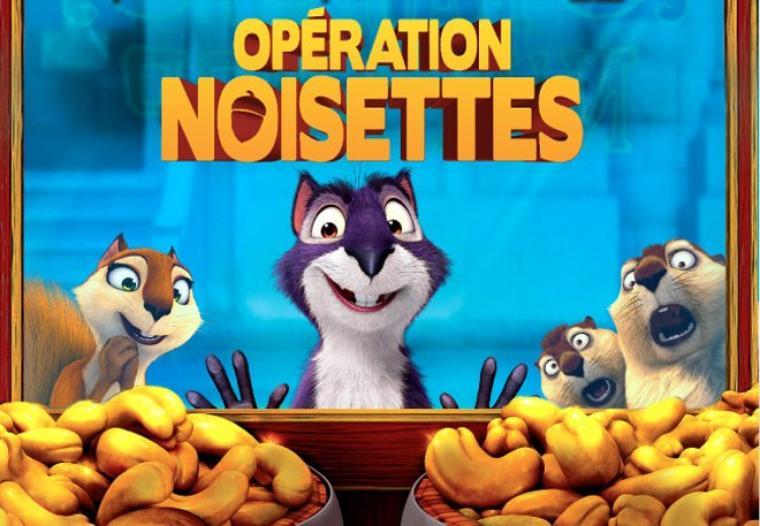 {Film} Opération Casse Noisette