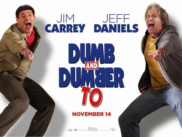 {Cinéma} Dumb & Dumber 2