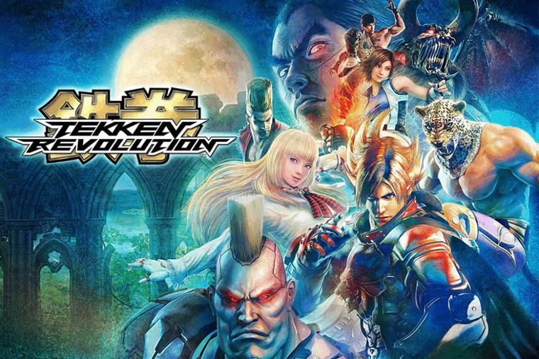 {Games-Test} Tekken Révolution