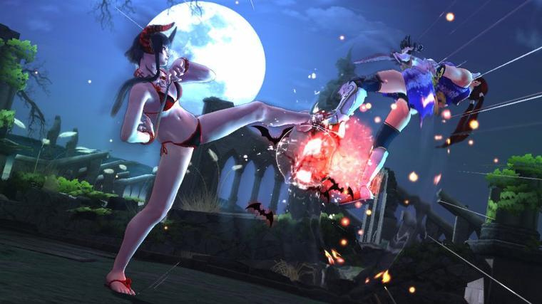 {Games-Test} Tekken Révolution