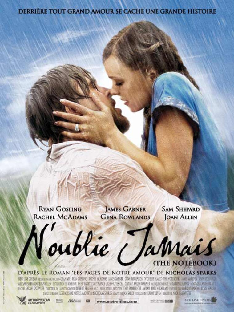 {Film} N'oublie Jamais (The NoteBook)
