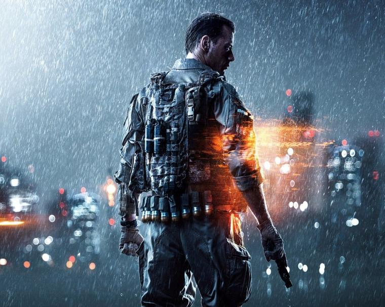 {Games-Test} Battlefield 4 (online) PS3