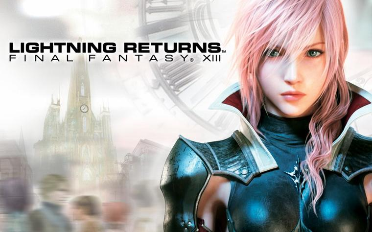 [Test-démo] Lightning Returns FF13