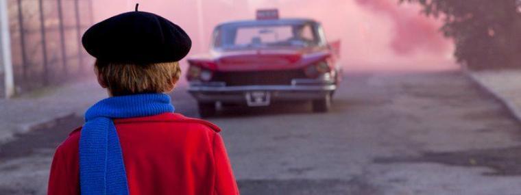 Benoit Brisefer: Les taxis rouges