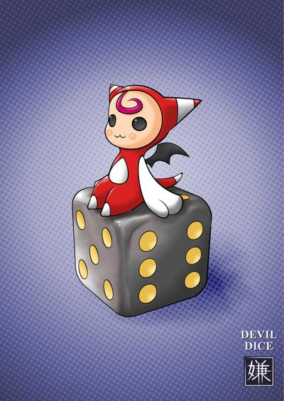 Rétro: Devil Dice (Playstation)