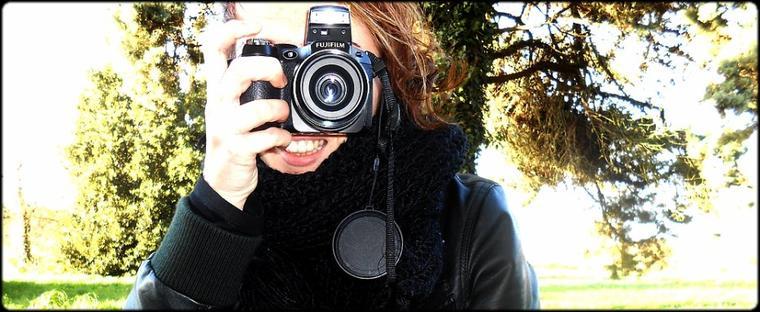 La photographie me donne un sentiment d'évasion que je trouve nul part ailleurs [...]