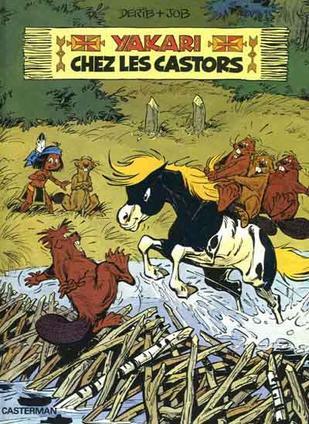 315. Yakari Chez Les Castors