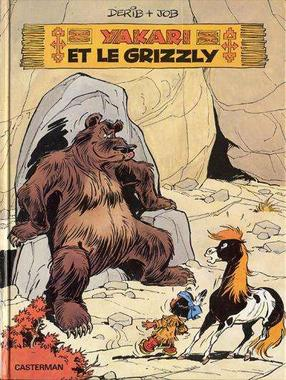 320. Yakari Et Le Grizzly