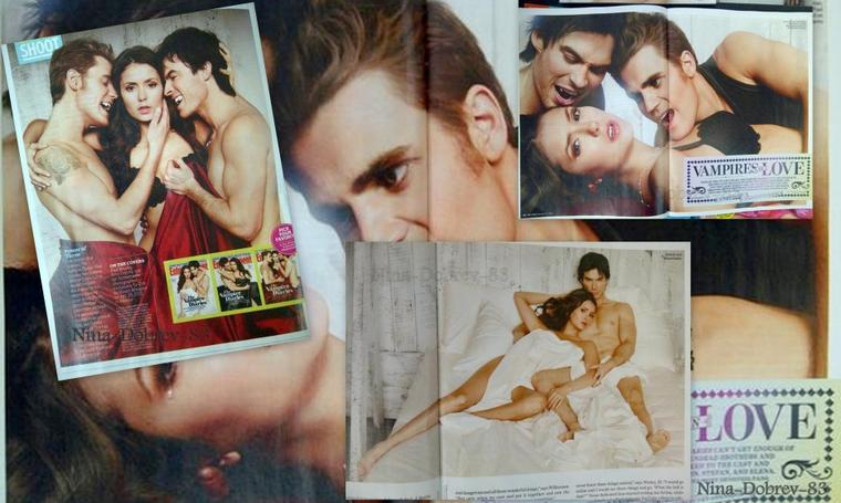 ♥ Entertainment Weekly 2012 !