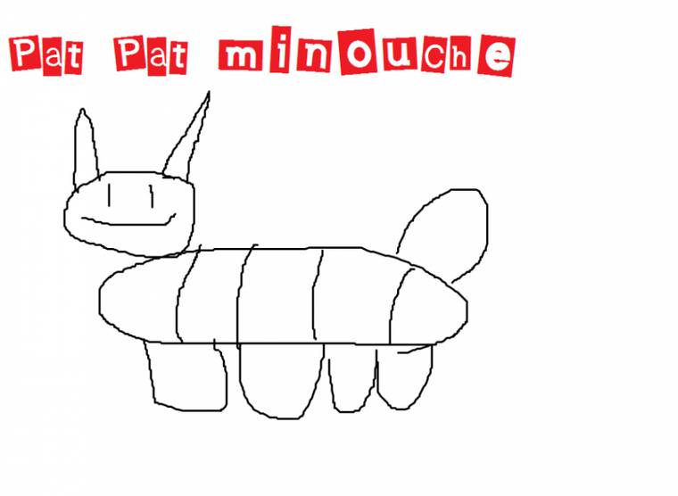 Pat Pat Minouche