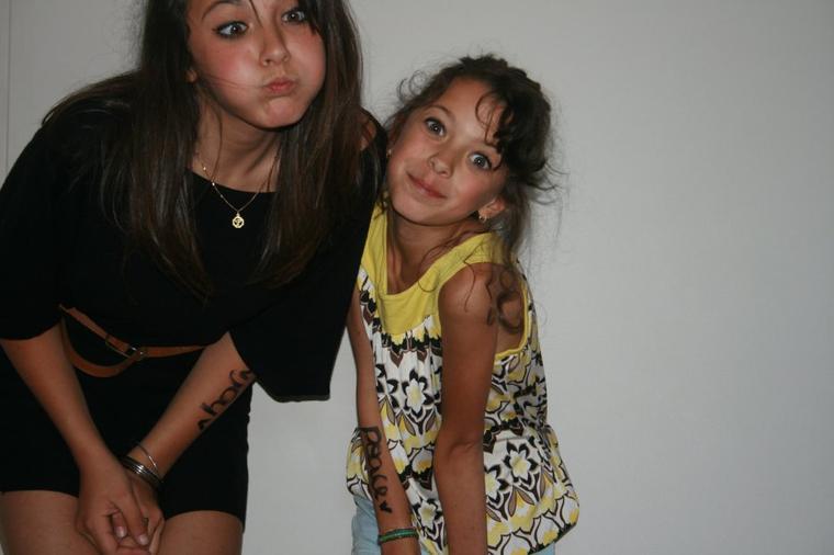 Petite soeur ♥♥ $: