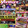 FLYER DU VERTIFIGHT CHAMPIONNAT DE FRANCE 2009