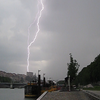 orage du vendredi 26 juin 2009 :