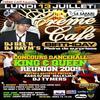 Le 13 juillet au Safari : Crème Café Birthday et Concours Dancehall King et Queen Réunion 2009