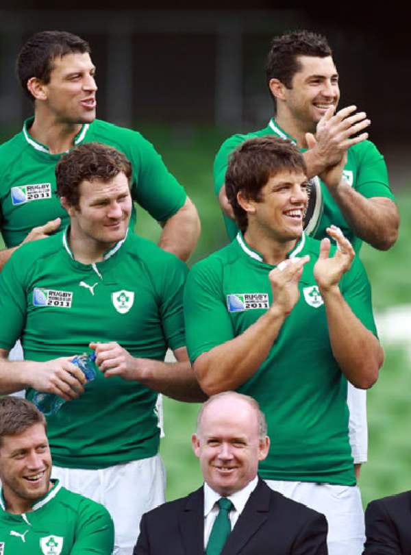 An 30 imreoirí do Corn an Domhain  :) Les 30 joueurs pour la Coupe du Monde  :)