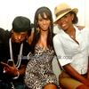 Photo datant de 2008: Lil Wayne, Soso et Kelly Rowland