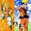 Naruto VS Dragon Ball Z