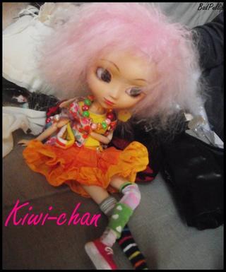 Présentation de ma 2ème puce ; Kiwi-chan ♥