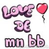 MON AMOUR DE BEBE C'EST TOUTE MA ViE :$