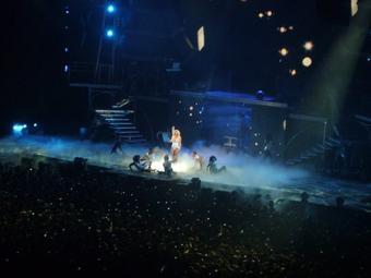 21 Octobre 2011, Montpellier. Femme Fatale Tour !