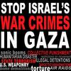 Mon Coeur avec  toi Gaza
