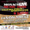 Jason Mraz et Charlie Winston au Monaco Live 2009 RESERVER
