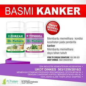 solusi obat ampuh kanker terbaik