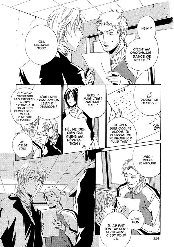 Scan yaoi: long way home
