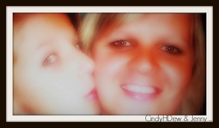Ma s½ur Jenny et moi <3