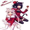 """""""Meri Kurisumasu ya Akimashite Omedeto Gozaimasu Mina-san ! """" ou en français dans le texte """"Joyeux Noel et Bonne Année Tout le Monde ! """" ^^"""