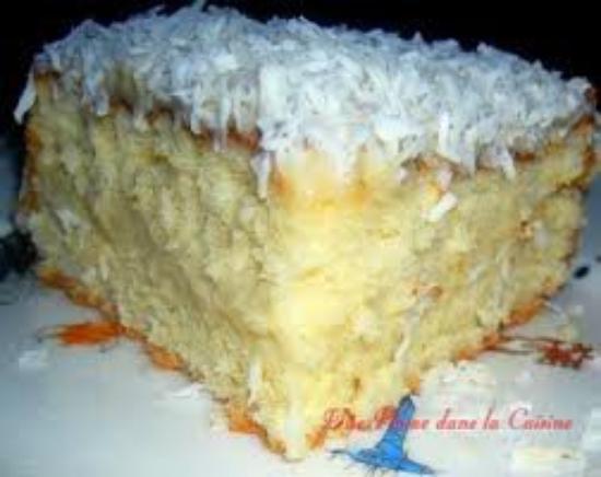 Recette antillaise g teau mont blanc vanille 023 - Recette de cuisine antillaise facile ...