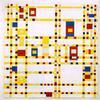 [Biographie de Mondrian]