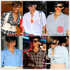 """» Voici quelques """" chemises """" que la chanteuse Rihanna à porter :  Choisissez votre chemise  favorite ! Article en collaboration avec RihannaLook"""