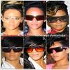 """» Voici quelques """" lunettes futuriste  """" que la chanteuse Rihanna à porter :  Choisissez votre paire de lunette futuriste favorite ! Article en collaboration avec RihannaLook"""
