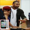 » Rihanna & Matt Kemp achetent l'Iphone 4.0 Je pense que plusieurs fans de Rihanna vont egalement se l'arracher ! N'es ce pas ?