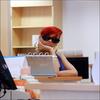 » A Votre Avis que Peut Pensez Rihanna en faisant cette tete ?  Soyez imaginatif ! Jouez le jeux sans regarder la reponse des autres dans les commentaires