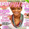 » Rihanna en couverture de « Seventeen Magazine »