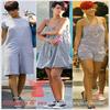 """» Voici différentes """" tenues esprit marin """" que la chanteuse Rihanna à porter :   Choisissez votre tenue esprit marin favorite ! Article en collaboration avec RihannaLook"""