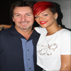 » Rihanna Posant Avec  Un Fan ! So Cute